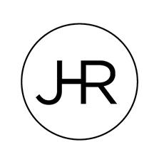 jhr white logo